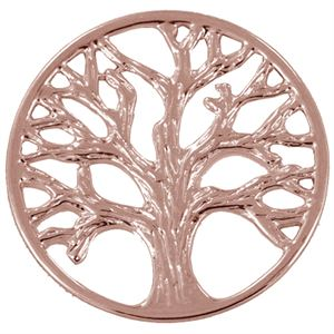Picture of Large Rose Gold Tree of Life Screen